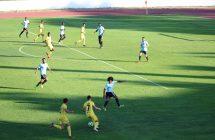 Real SC 1-1 SU 1.º Dezembro