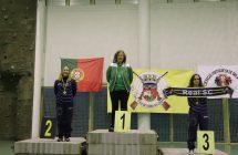 Compound Seniores Senhoras Ana Gutierrez – 2º lugar / Rita Pereira – 3º lugar