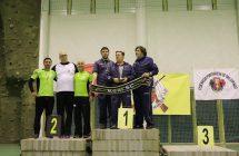 Compound Seniores Homens (Cláudio Alves, João Gutierrez e Paulo Pinto da Silva) – 1º lugar