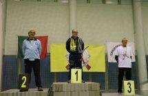 Recurvo Veteranos Homens Daniel Fróis – 1º lugar