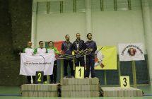 Recurvo Seniores Homens (Diogo Ramos, Jorge Lima e Guilherme Almeida) – 1º lugar