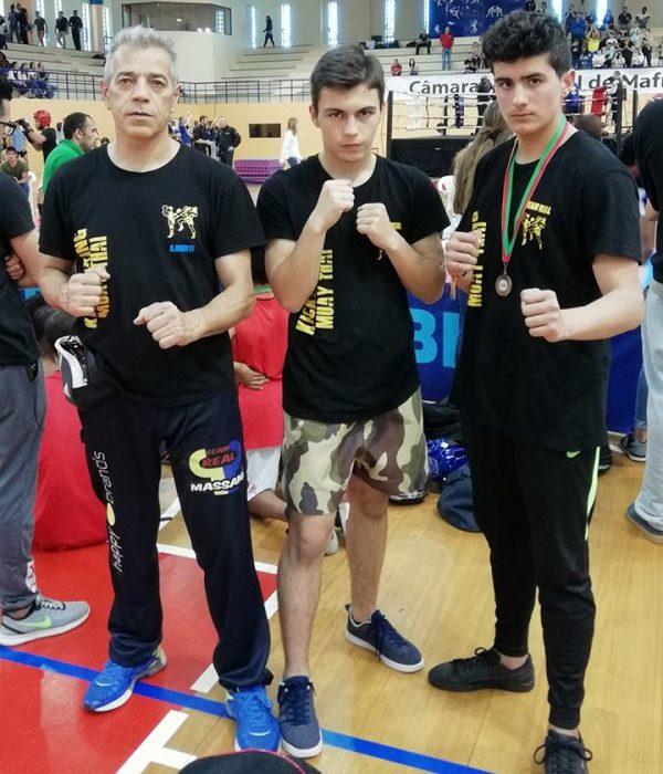 Kickboxing/Muay Thai