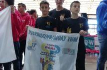 Team Real no Campeonato nacional de Muaythai, S. João Madeira (1)