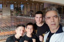 Team Real no Campeonato nacional de Muaythai, S. João Madeira (2)