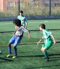 Iniciados A 2-0 Lusitano Évora