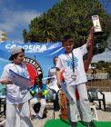 Capoeira no IV Encontro de Alegria e Bem-Estar (Algarve)