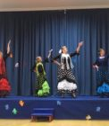 Dança Espanhola – evento solidário nos bombeiros de Belas