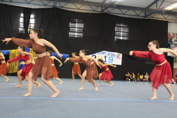 Dança II (Sarau 2019)