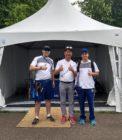 Cláudio Alves no Mundial de Tiro com Arco 2019 (Holanda)