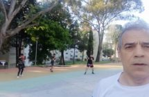 Kickboxing ao ar livre (1)