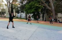 Kickboxing ao ar livre (5)