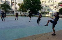 Kickboxing ao ar livre (6)