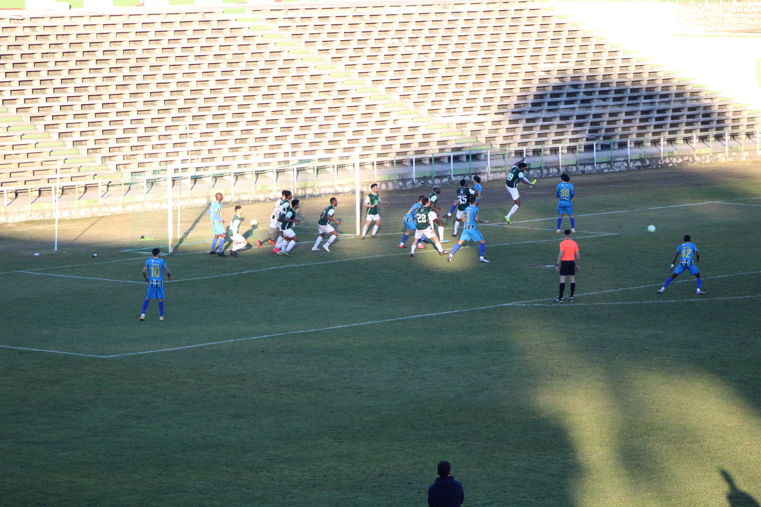 GD Fabril 0-2 Real SC