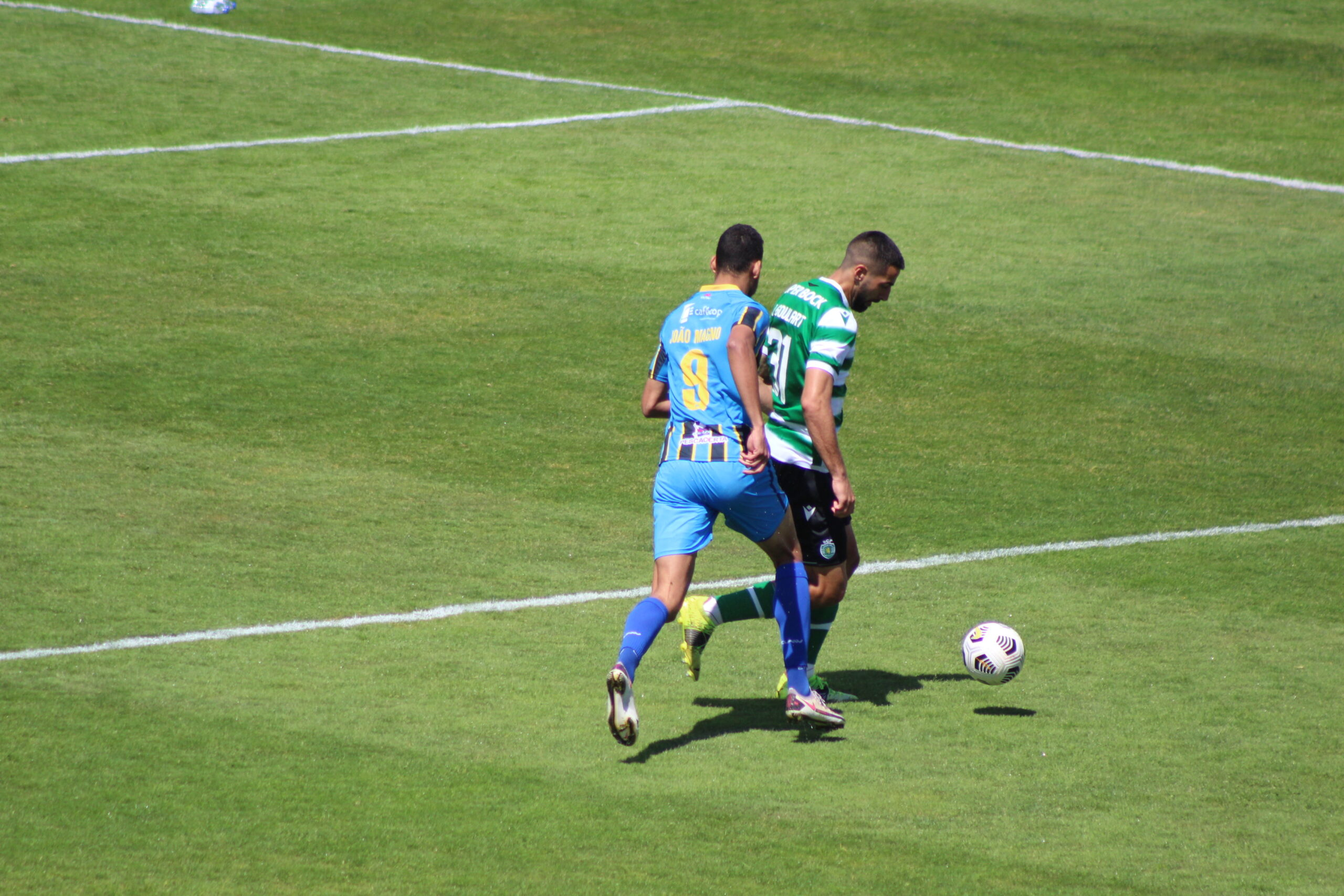 Real SC 0-0 Sporting Sad B