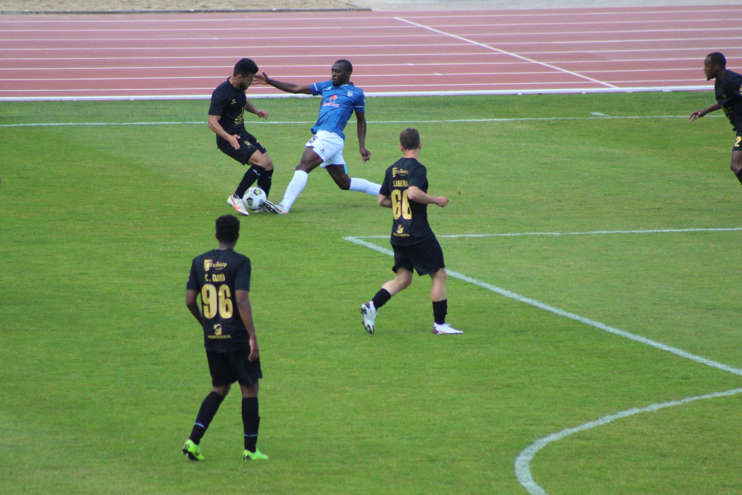 RSC 2-2 Amora FC